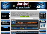 Aero-Cool Internet Radio Topliste